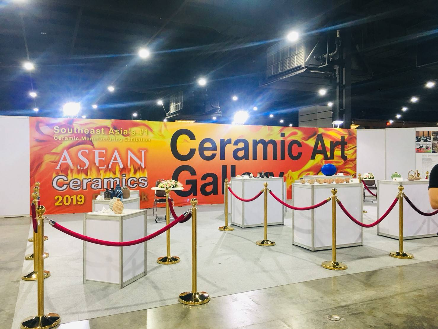 งาน ASEAN Ceramic 2019 (28-30 Aug 2019) @Impact
